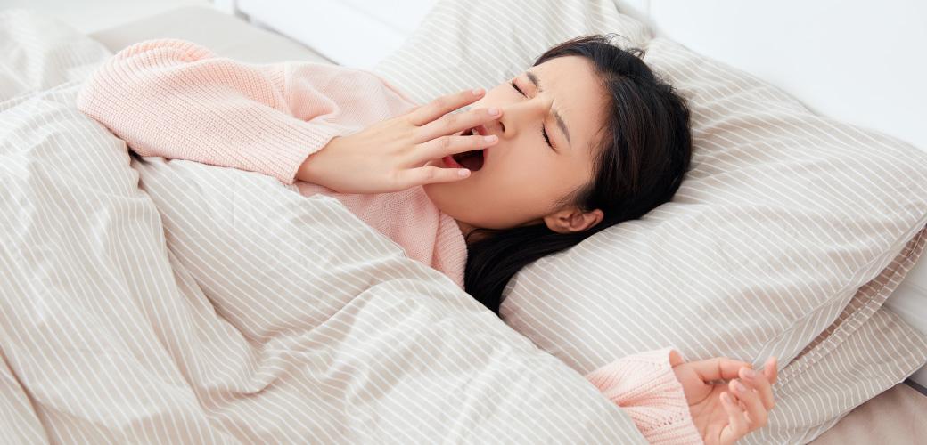 เช็กลิสต์สาเหตุ ที่ทำให้คุณมีอาการไม่สดชื่นหลังตื่นนอน
