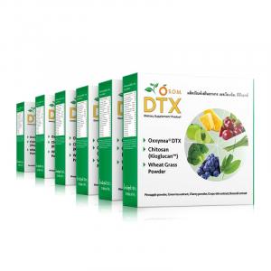 ผลิตภัณฑ์เสริมอาหาร เอส.โอ.เอ็ม. ดีทีเอกซ์ 6 กล่อง