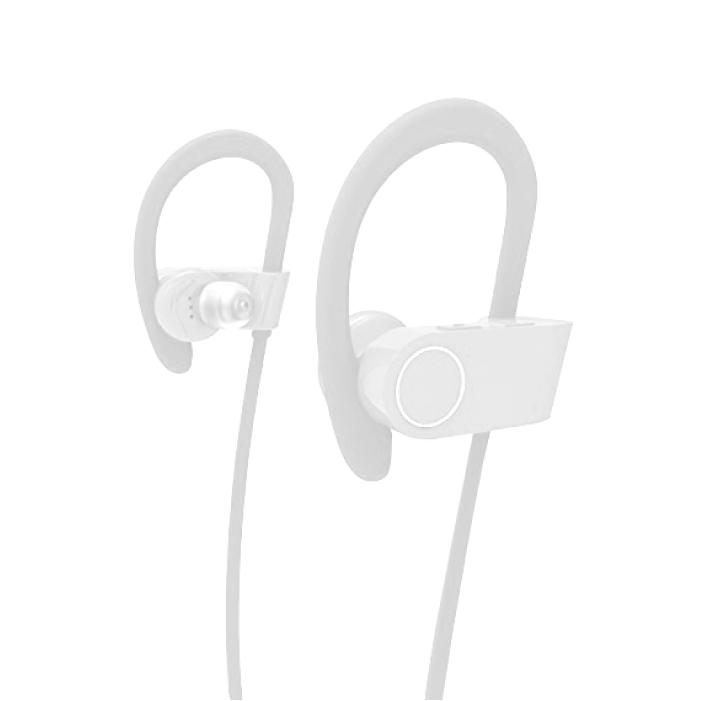 ASTON หูฟังออกกำลังกาย หูฟังไร้สาย ออกกําลังกาย (สีขาว)