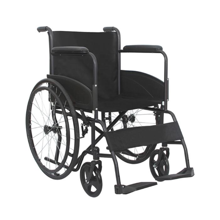 THAI SUN SPORT รถเข็นผู้ป่วย รถเข็นคนชรา รถเข็นผู้พิการ รถวิลแชร์ แบบพับได้ รุ่น 875