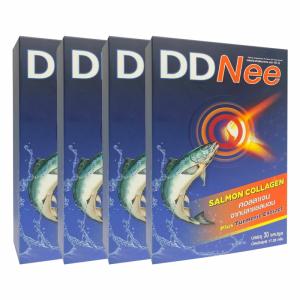 ผลิตภัณฑ์เสริมอาหาร ดีดีนี (DD-NEE) 4 กล่อง