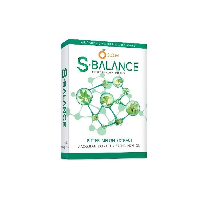 เอสโอเอ็ม เอส-บาลานซ์ ( S.O.M S Balance)