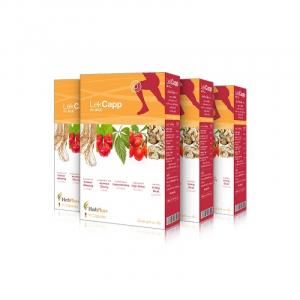 ผลิตภัณฑ์เสริมอาหาร เลค แคปป์ 4 กล่อง
