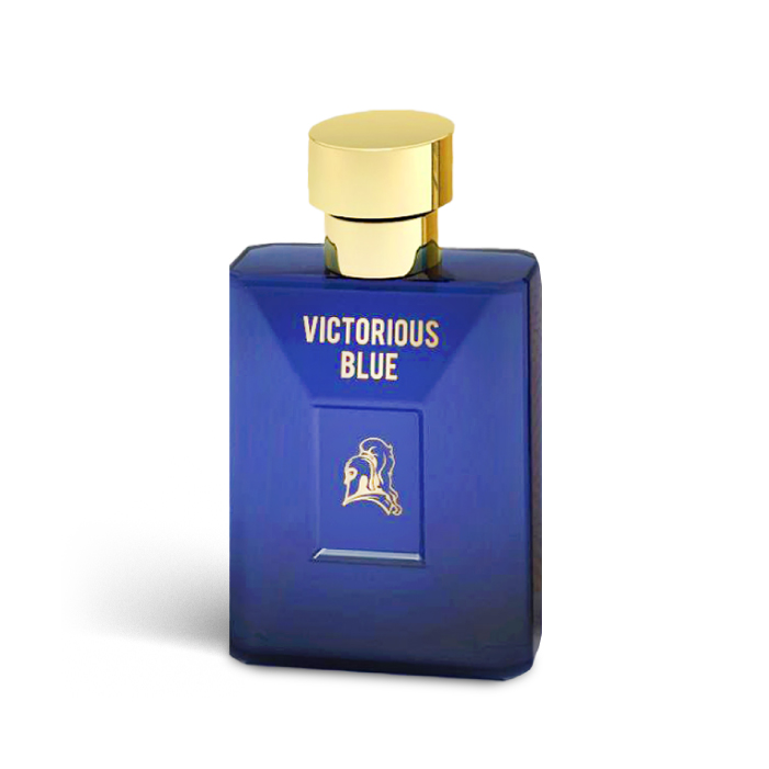 น้ำหอม VICTORIOUS BLUE POUR HOMME น้ำหอมแท้นำเข้า น้ำหอมสำหรับผู้ชาย (100 ml.)