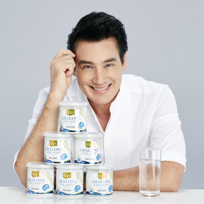 คอลลาเจน หอยเป๋าฮื้อ อาบาโลน ผสม คอลลาเจน เปปไทด์ แอดวานซ์ (Real Elixir Abalone Plus Collagen Peptide Advance)