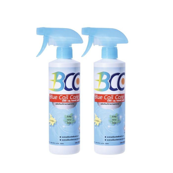 BCC Blue Coil Care น้ำยาล้างแอร์ น้ำยาอเนกประสงค์ สำหรับล้างแอร์