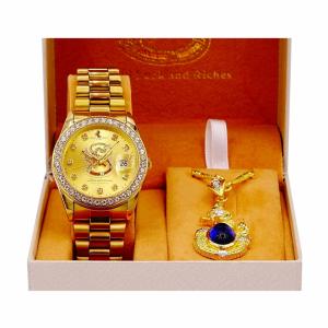 ชุดนาฬิกาเศรษฐีนาคาผู้ชาย(เซ็ตนาฬิกาผู้ชาย) SET J ราคา 1 ,590 บาท