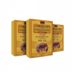Cordycep 2 กล่อง แถม 1 กล่อง ราคา 1,990 บาท