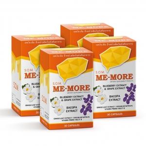 เอส.โอ.เอ็ม. มี-มอร์ 4 กล่อง