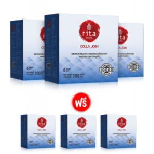 Ritanutra Colla Join 3 กล่อง แถม 3 กล่อง ราคา 1,990 บาท